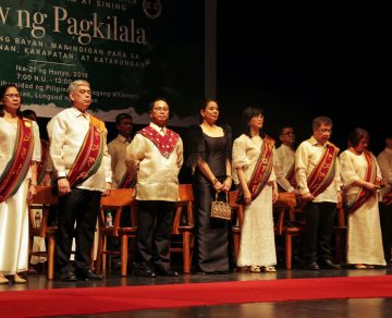 2019 CAS Recognition Ceremony