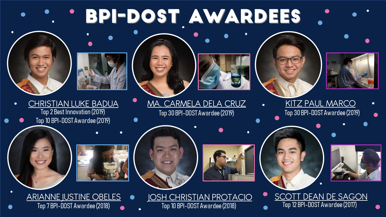 2019 BPI-DOST Science Awards