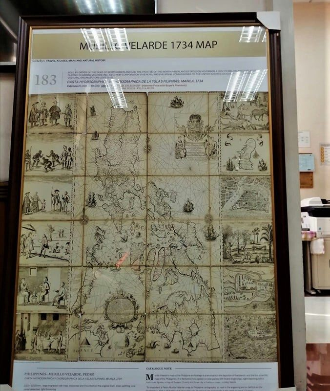 Velarde-Bagay-Suarez map given by Justice Antonio Carpio for UP Manila
