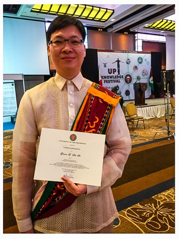 Dr. Glenn L. Sia Su – University Scientist III