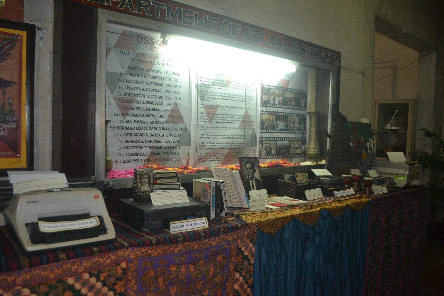 Rizal Hall @100
