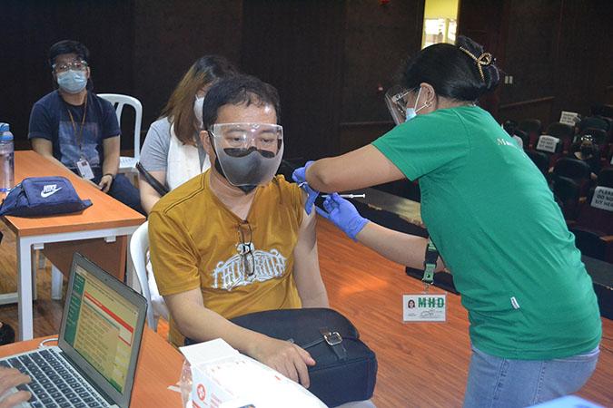 CAS Covid Vaccination